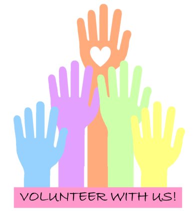 hands - volunteer with us
